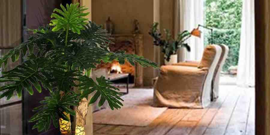 Plantas artificiales de interior