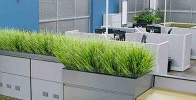 Plantas artificiales de exterior para terrazas