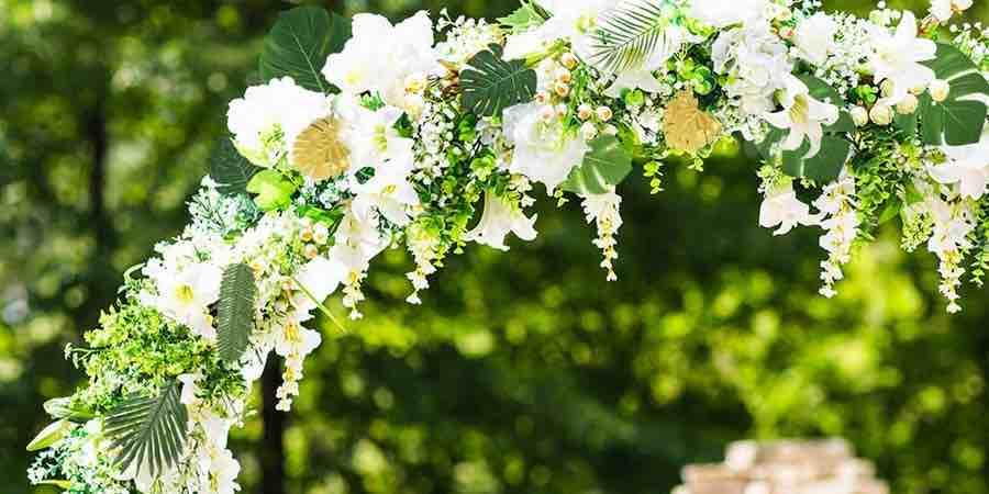 hojas de palma sintética para fiesta luau, hawaianas, fiesta de la selva