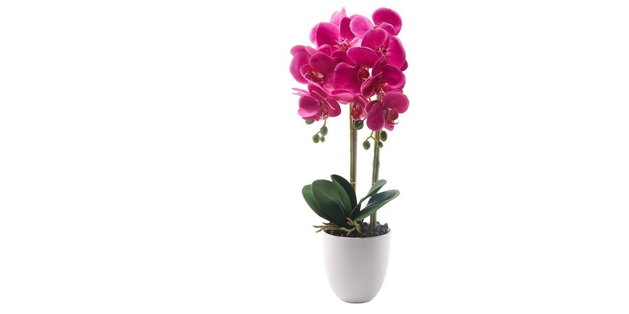 Comprar orquidea artificial Leroy Merlin